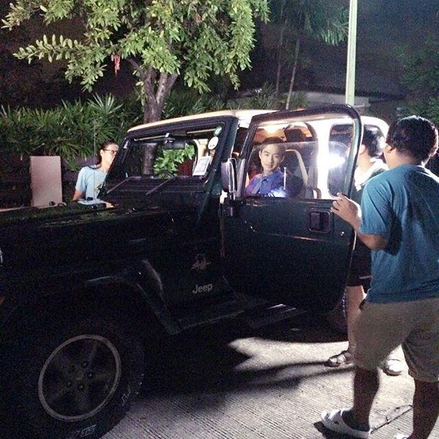 Credit photo pui40010S4 ig: อืมจะขับรถไปไหนดึกๆ ดื่นๆ คะคุณสิลา