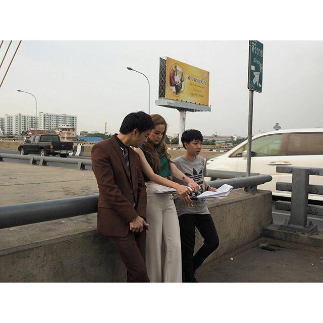 Credit clip tan_oze ig: ต่อบทกันเชิงสะพานพระรามแปดสมาธิดีมากนะคะ