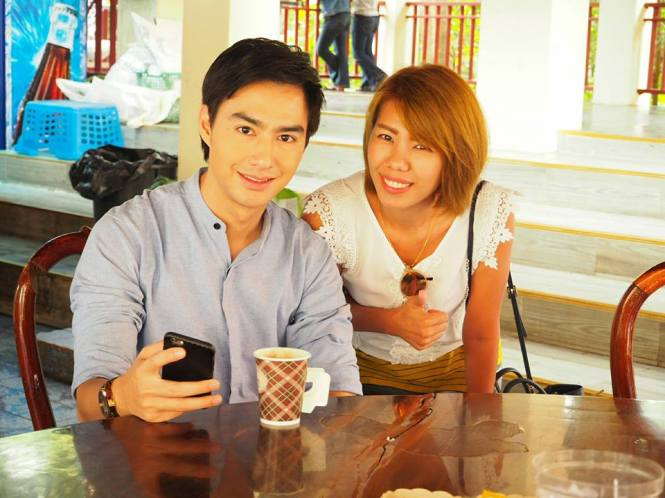 Credit photo khun Danita FB: โอ้ยถ้าเจอธาวินละหว่างไปเที่ยวคงเปลี่ยนโปรแกรมด่วน ฮา ฮา