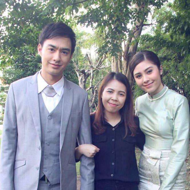 Credit photo tuckaungkana ig: ดูจากชุดแล้วมันใจว่าทุกคนเดาได้ว่าเป็นซีนอะไรนะคะ